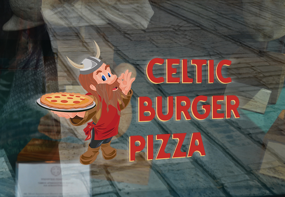 Logo Celtic Burger Pizza