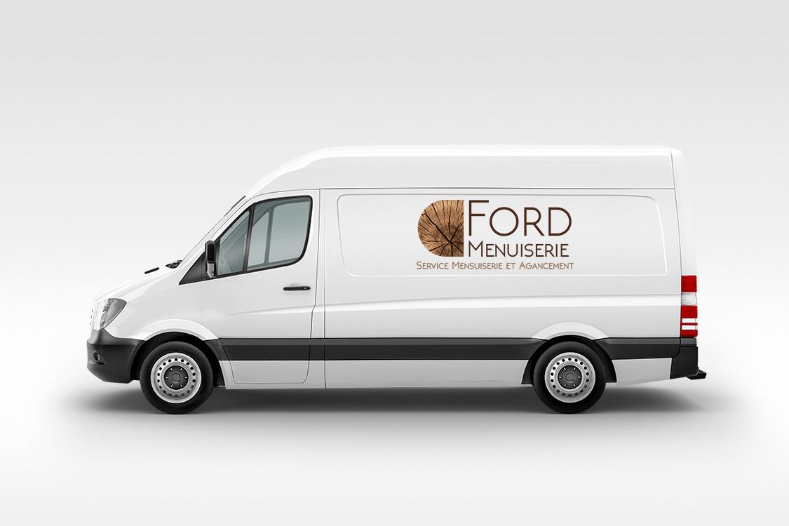 Logo Ford Menuiserie
