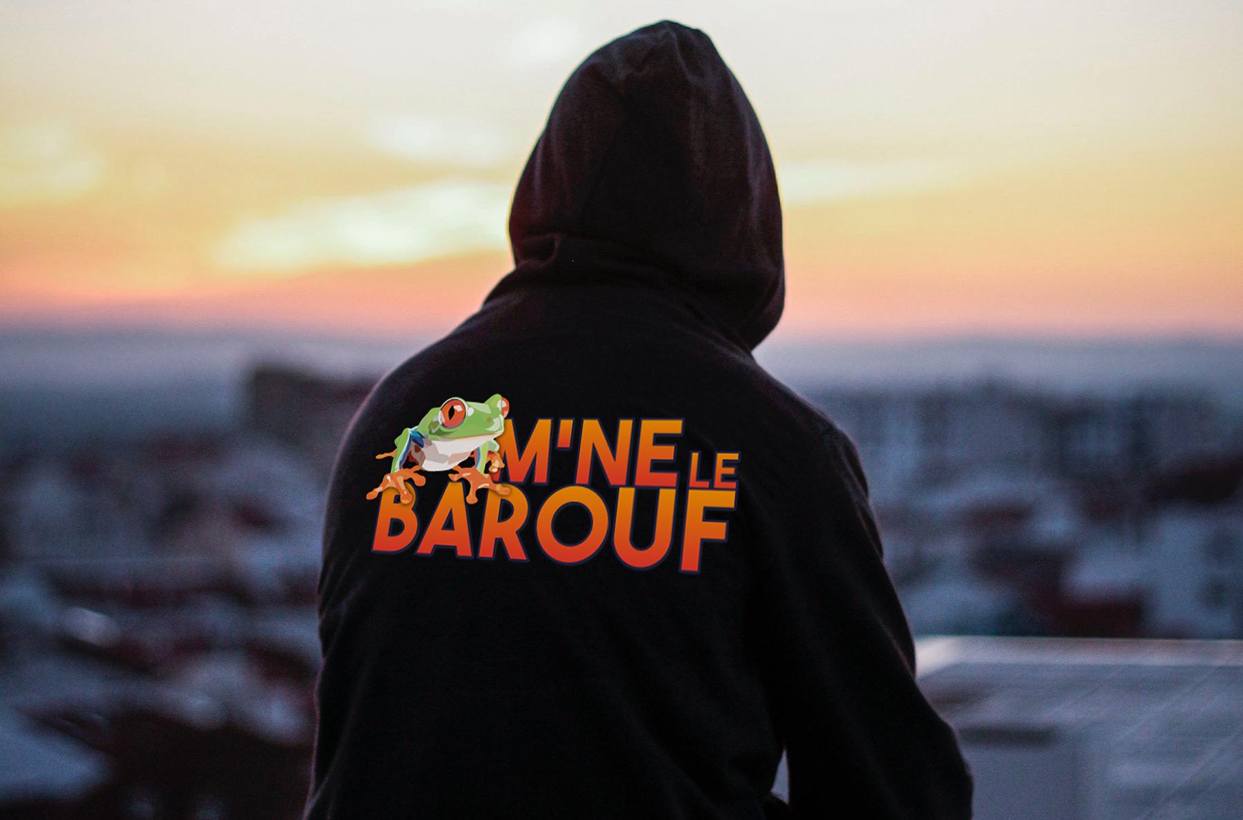 Logo Festival M'né le Barouf